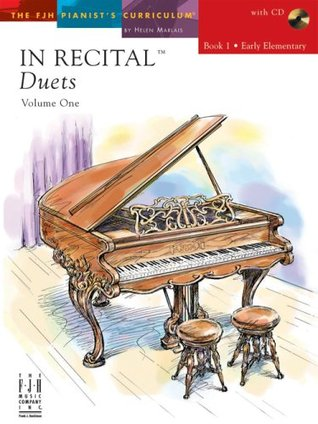 In Recital Duets, Volume One, Book 1  by  Mixed