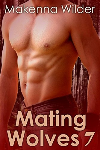 Mating Wolves 7  by  Makenna Wilder