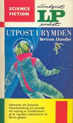 Utpost i rymden (John Grimes, #1)  by  A. Bertram Chandler