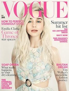British Vogue May 2015 British Vogue