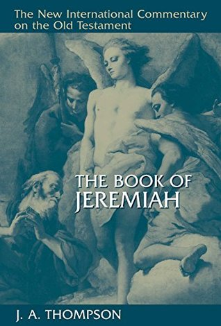 A Book of Jeremiah J. A. Thompson