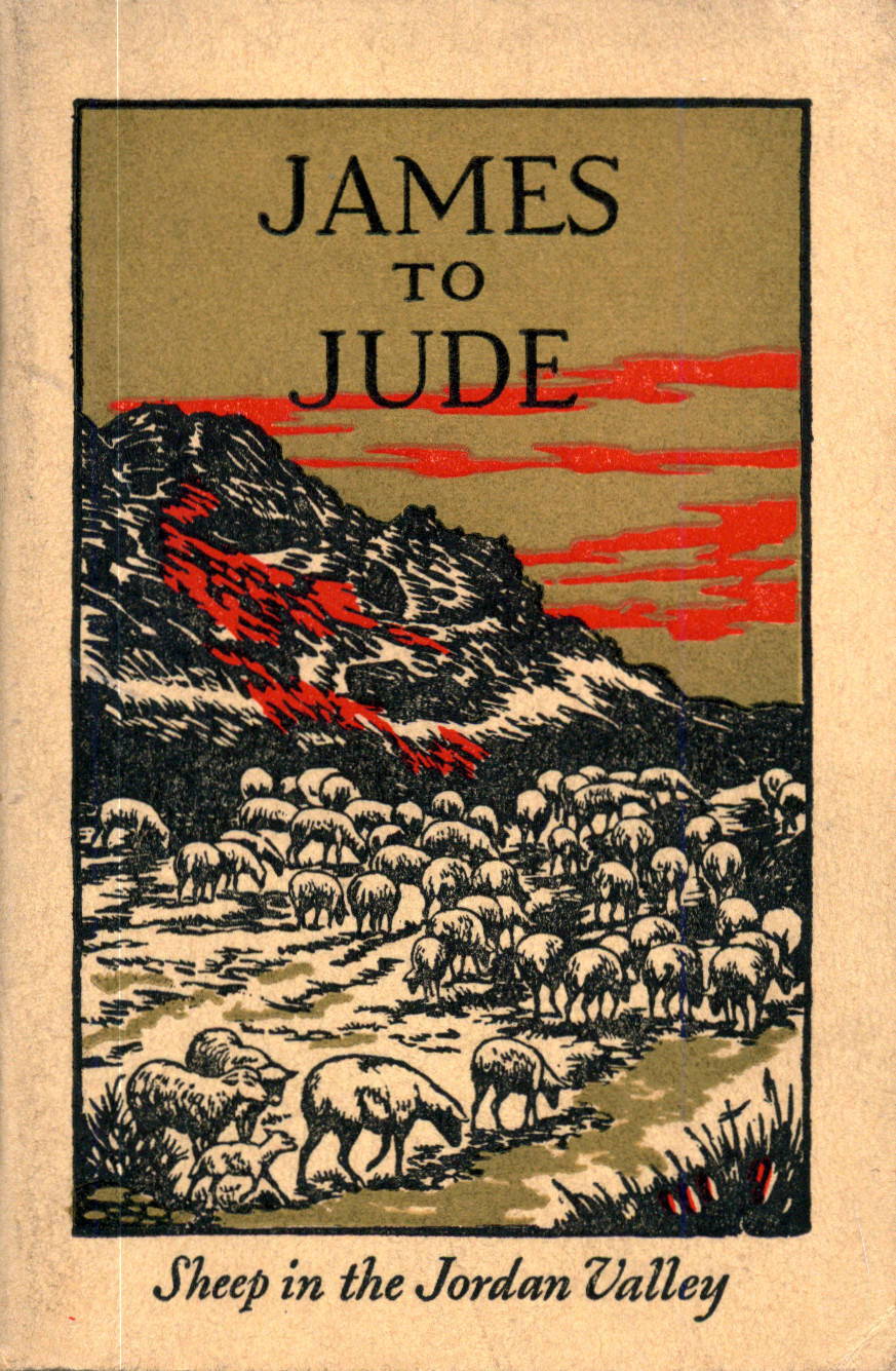 The General Epistles of James, Peter, John, Jude  by  Anonymous