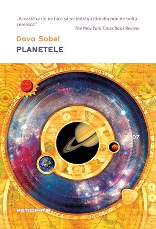 Planetele  by  Dava Sobel
