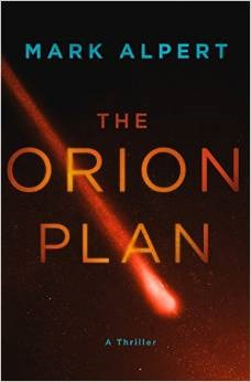 The Orion Plan  by  Mark Alpert