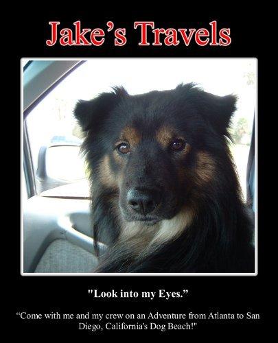 Jakes Travels to Dog Beach Dawn Thomas