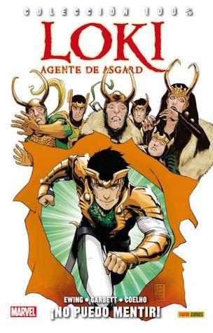 Loki: Agente de Asgard, Vol. 2 - ¡No puedo mentir! (Loki: Agente de Asgard, #2) Al Ewing
