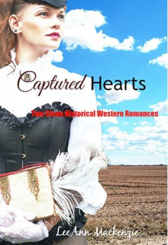 Captured Hearts: Two Clean Historical Western Romances: Mail Order Brides Leeann Mackenzie