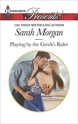 Playing  by  the Greeks Rules (Puffin Island Book 3307) by Sarah Morgan