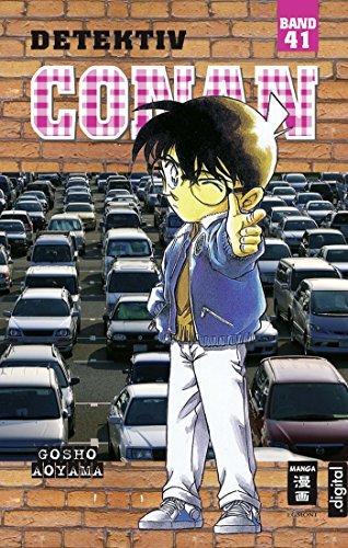 Detektiv Conan 41 Gosho Aoyama