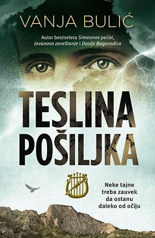 Teslina pošiljka  by  Vanja Bulić