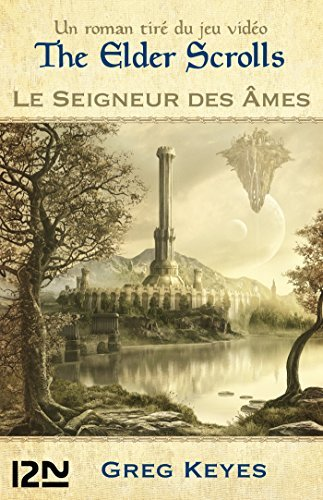 The Elder Scrolls tome 2 Greg Keyes