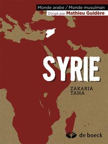 Syrie Zakaria Taha
