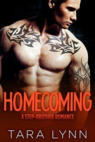 Homecoming: A Stepbrother Romance  by  Tara Lynn