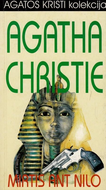 Mirtis ant Nilo  by  Agatha Christie