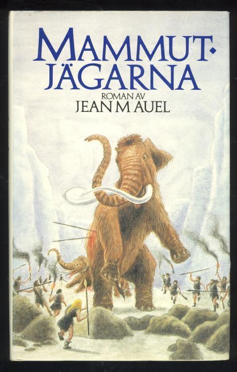 Mammutjägarna (Earths Children, #3)  by  Jean M. Auel