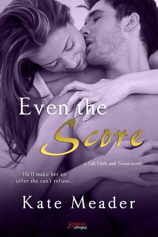 Even The Score Kate Meader
