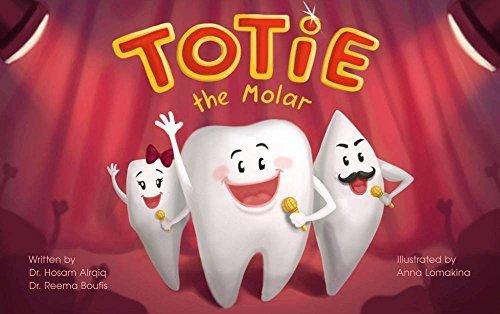 Totie the Molar  by  Hosam Alrqiq