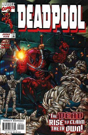 Deadpool Vol. I #29 Joe Kelly