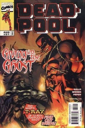 Deadpool Vol. I #31  by  Joe Kelly