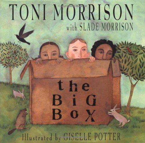 The Big Box  by  Toni Morrison
