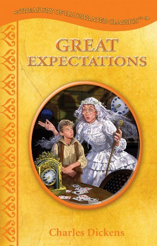 Great Expectations-Treasury of Illustrated Classics Storybook Collection  by  Charles Dickens