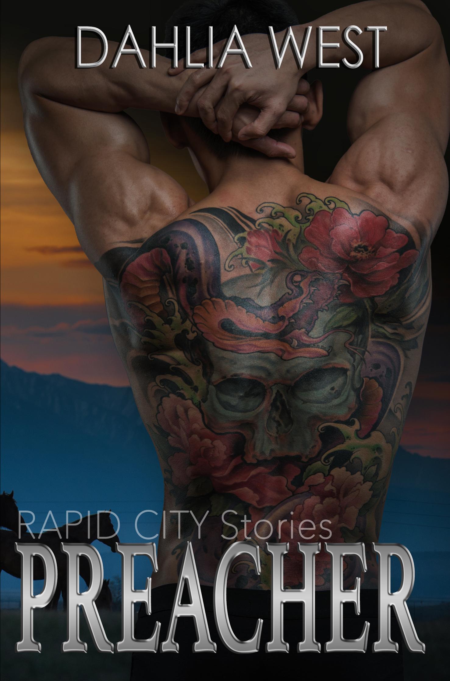 Preacher (Rapid City Stories, #1)  by  Dahlia West