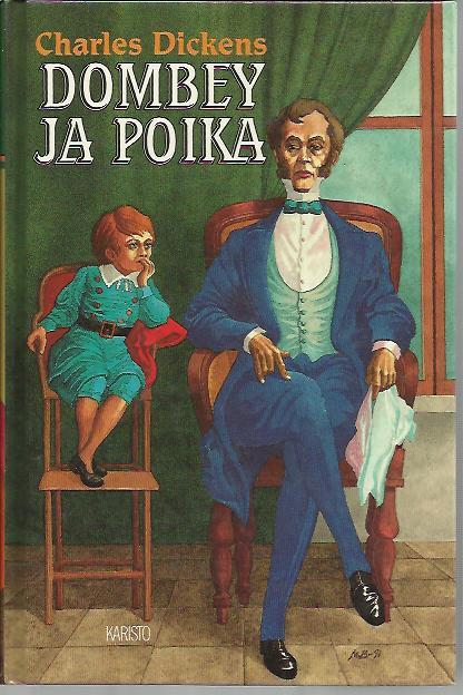 Dombey ja poika  by  Charles Dickens