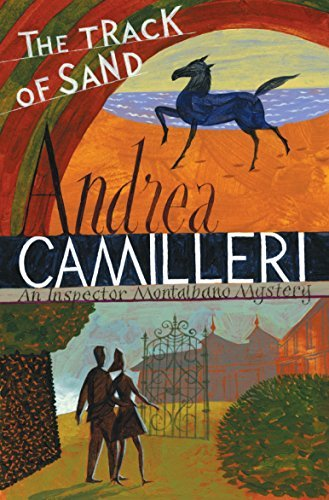The Track of Sand (Inspector Montalbano Mysteries)  by  Andrea Camilleri