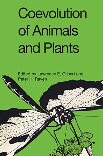 Coevolution of Animals and Plants: Symposium V, First International Congress of Systematic and Evolutionary Biology, 1973 (Dan Danciger Publication Series)  by  Lawrence E. Gilbert