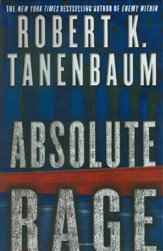 Absolute Rage (Butch Karp, #14) Robert K. Tanenbaum