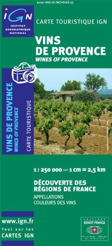 Vins de Provence - Wines of Provence Ign