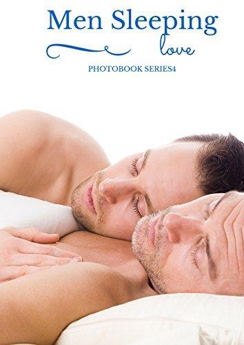 Men Sleeping (Photo Book) Series 4 Missy Metta