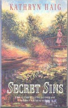 Secret Sins  by  Kathryn Haig