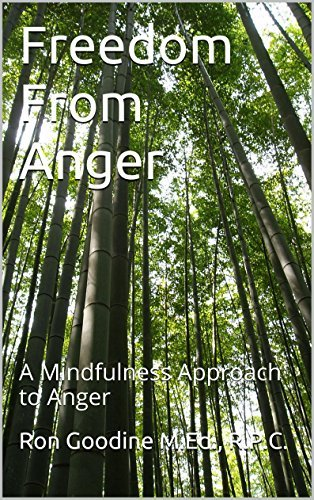 Freedom From Anger: A Mindfulness Approach to Anger Ron Goodine