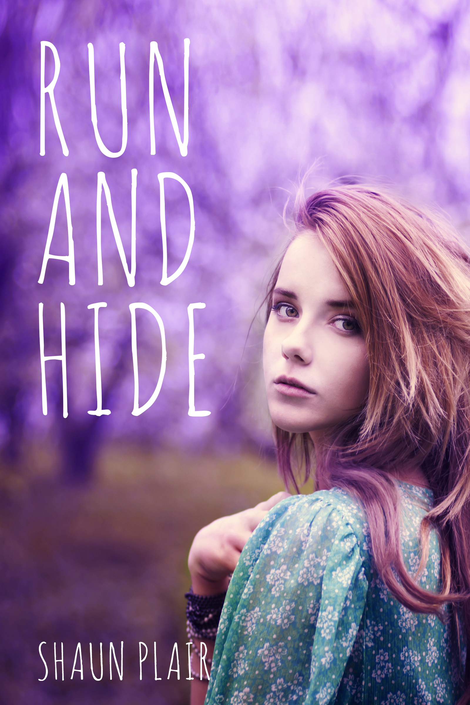 Run and Hide  by  Shaun Plair