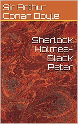 Sherlock Holmes- Black Peter Arthur Conan Doyle
