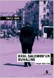 Kral Solomonun Bunalımı  by  Romain Gary