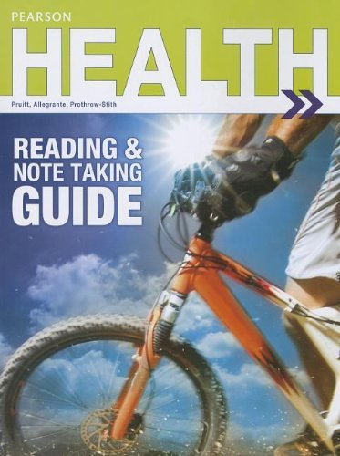 Prentice Hall Health 2014 Guided Reading Workbook Grade 9/12  by  Prentice Hall