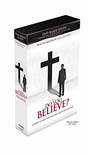Do You Believe? DVD-Based Study Kit: A 4-Week Study Kit Based on the Major Motion Picture  by  Inc Outreach