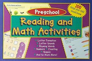 Kids Wide Activity Pad - Preschool: Reading and Math Activities Publications International