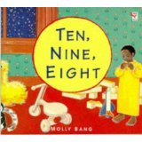 Ten, Nine, Eight (Red Fox Picture Books) Molly Bang