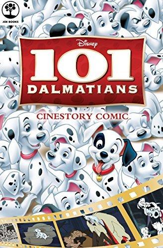 101 Dalmatians Cinestory  by  Walt Disney Company