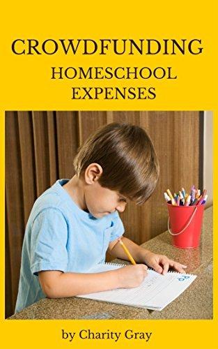 Crowdfunding Homeschool Expenses Charity Gray