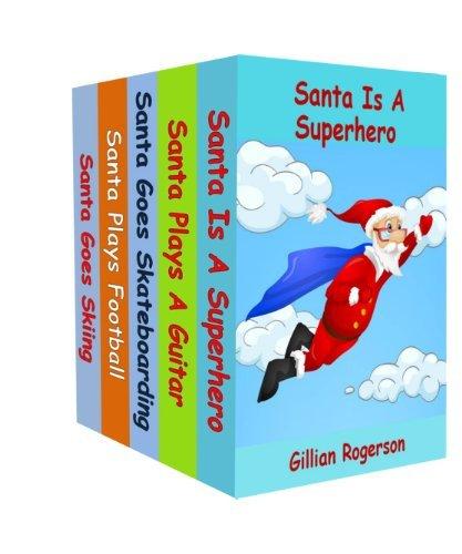 Big Box Set Of Santa Stories  by  Gillian Rogerson