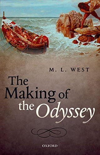 The Making of the Odyssey M.L. West