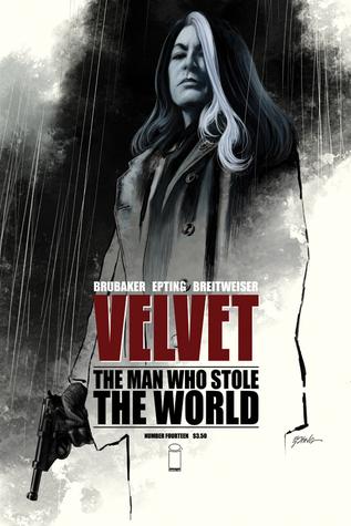 Velvet #14  by  Ed Brubaker