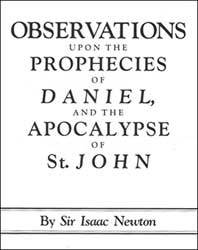 Sir Isaac Newton's Daniel and the Apocalypse of St. John  by  Isaac Newton