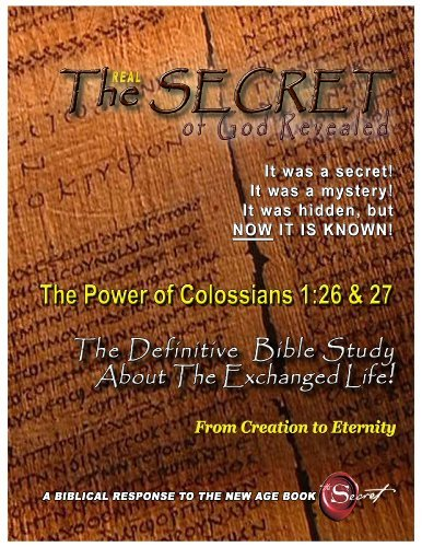 THE REAL SECRET OF GOD (Solving the Mystery of Gods Sacred Secret Book 1)  by  Pastor Dos Carter
