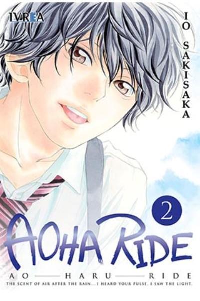 Aoha Ride, tomo 2 (Ao-Haru Ride, #2)  by  Io Sakisaka