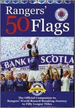 Rangers 50 Flags  by  Bob MacCallum